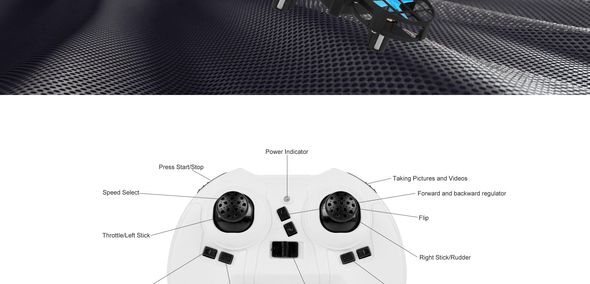 Drone AF-H823HW